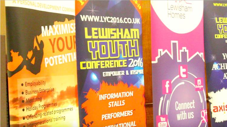 Lewisham Youth Conference 2016. Pic: Emma Pradella