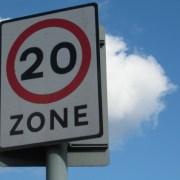 Tower Hamlets speed limit