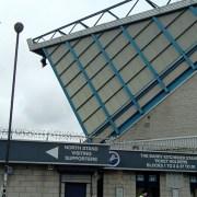 Millwall FC's future in Lewisham is still uncertain.