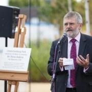Sir Steve Bullock Pic: German Embassy London