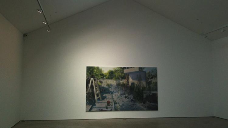 Tilo Baumgärtel's work. Pic; STML (Flickr).