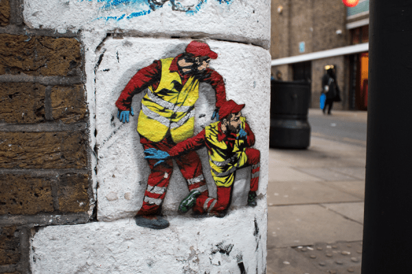 Jaune - Mini Art. Pic: The Stage Shoreditch