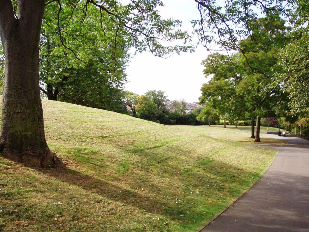 Telegraph Hill in Lewisham has great views of the capital's skyline. Pic: Ewan Munro