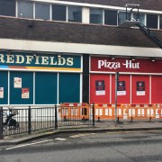 Shops transformed into 80s inspired set for season 5 of Black Mirror