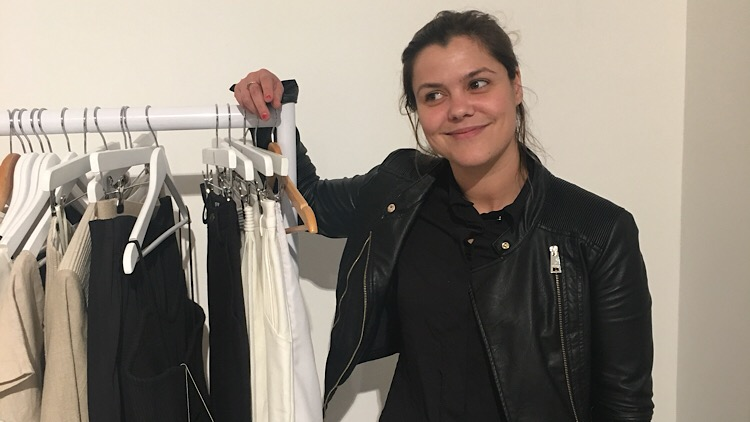 Zoe Partridge Owner of Wear the Walk