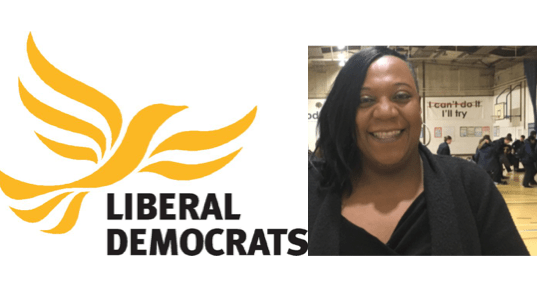 Pauline Pearce, the Liberal Democrat mayoral candidate for Hackney. Pic: Hackney Lib Dems