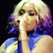 Stefflon Don Live by Drew F Fawkes