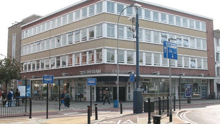 Lewisham Library closes temporarily