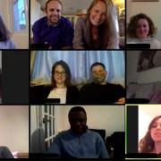 THCC zoom meeting