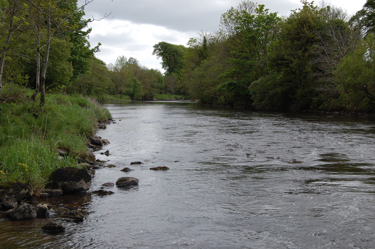 East Mayo Anglers' Association fishery is excellent for Salmon & Trout Fishing