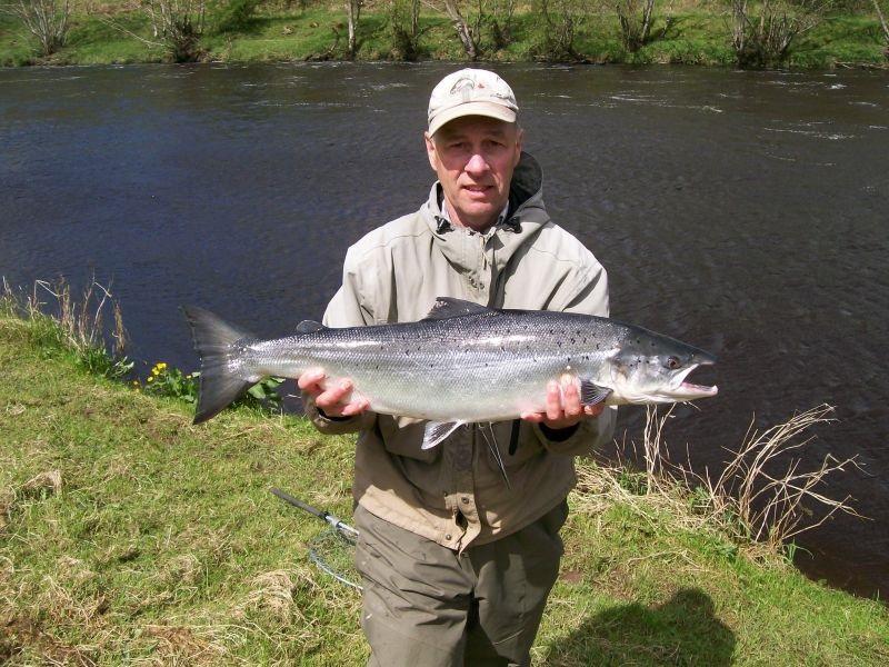 East Mayo Anglers 12.5lb salmon ballintemple P