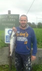 East Mayo Anglers Pat Doherty Jnr