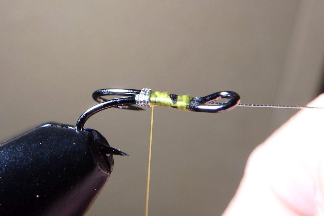 tying hair wing flies 2