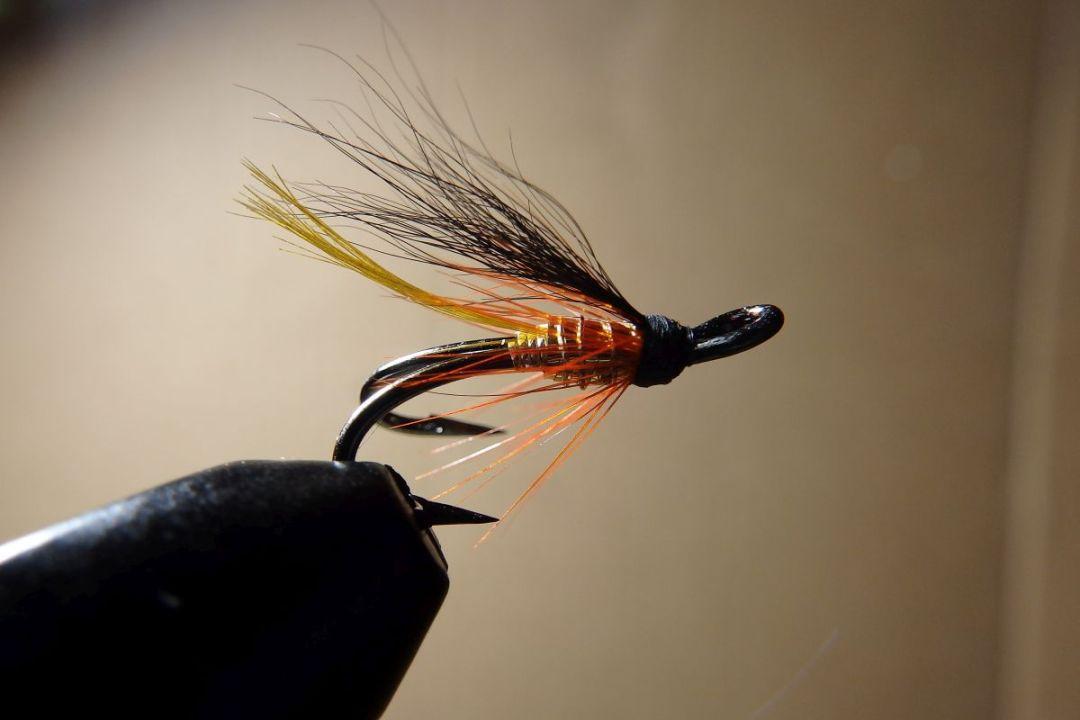 tying hair wing flies 17