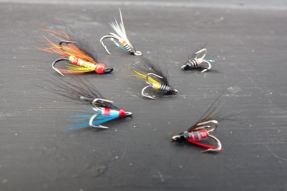 An introduction to tying hair wing flies
