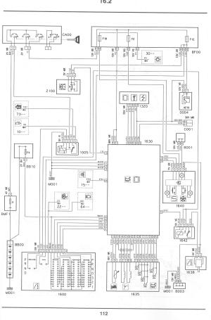 Citroen C3 Wiring Diagram  Wiring Diagram And Schematics