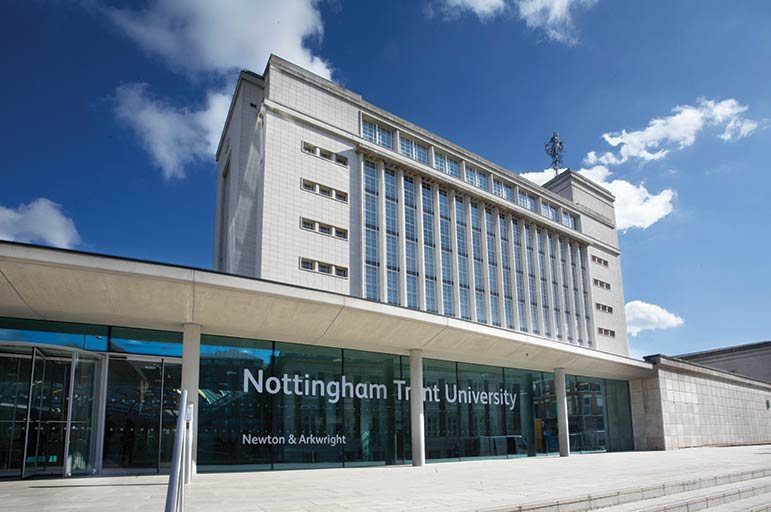 Image result for nottingham trent university engineering