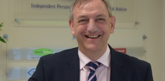 Notts serviceman turned financial adviser finalist in awards ceremony
