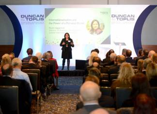 Directors' Briefing attracts 200 East Midlands businesses leaders