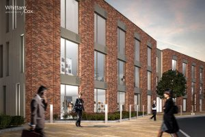 Work to begin on Chesterfield's new Northern Gateway Enterprise Centre as contractor appointed
