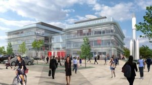 Blast off for £100m Space Park Leicester