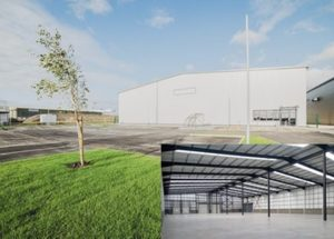Bennington Foods lets new 30,000 sq ft unit in Newark
