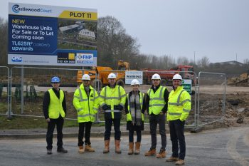 CWC Group to complete three new units at Castlewood Business Park in 2020