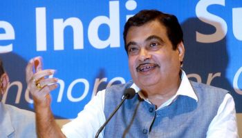 Gadkari gets Rs 4 lakh royalty per month from YouTube for lecture videos