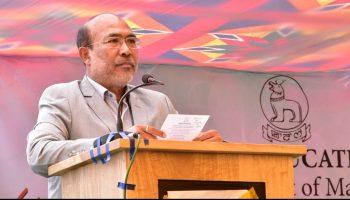 Manipur govt, ATSUM fails to break deadlock, 24hrs total shutdown remains