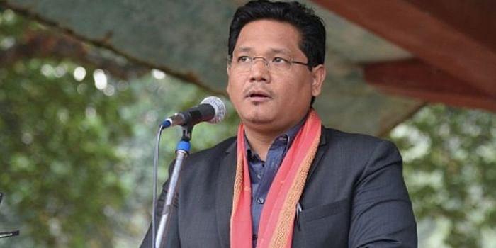 Meghalaya CM Conrad Sangma tests positive for COVID-19