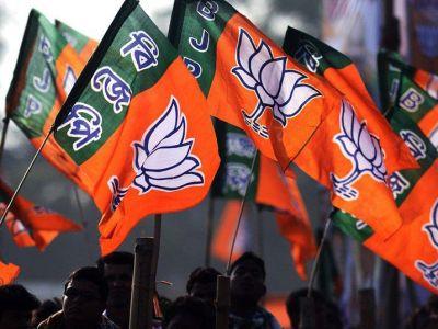 Congress lodges FIR against Sonowal, Nadda, 8 Assam newspapers over BJP advertisement