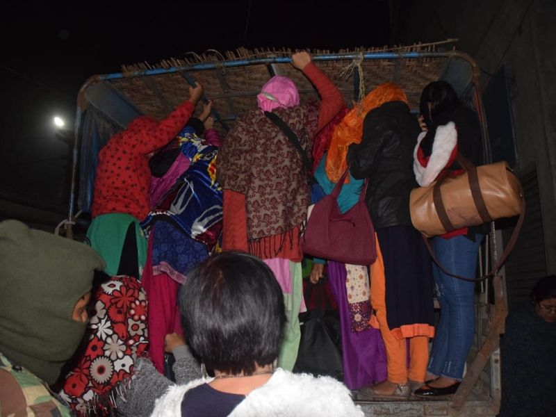 West Bengal human-trafficking survivors urge CM to ensure adequate compensation