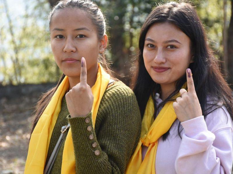 Women voters outnumber men in 3 Meghalaya constituencies going to bypolls