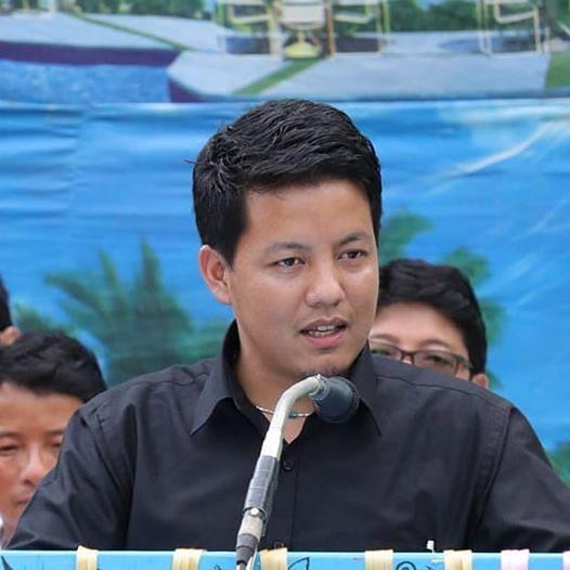 Sikkim MP Indra Hang Subba