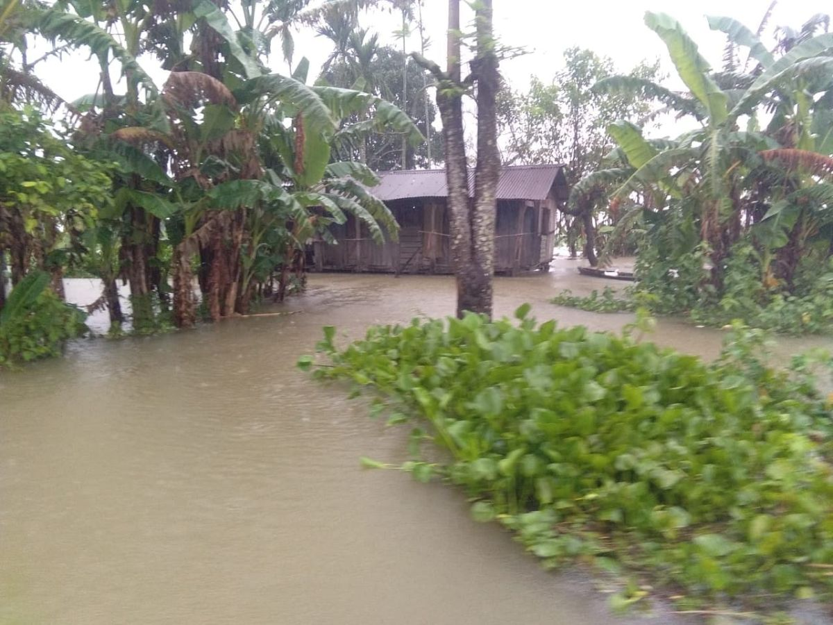 Assam cabinet approves simplification of flood damage assessment