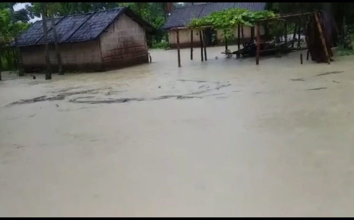 Nearly 32,000 people affected so far in Assam in first wave of flood: Report