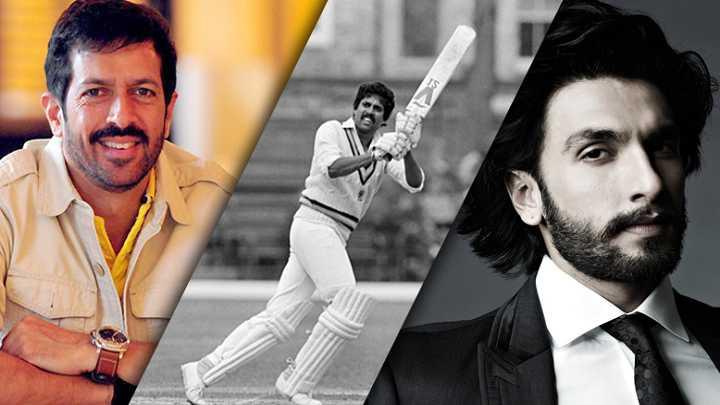 ranveer singh and kabir khan upcoming movies 83 1983 world cup kapil dev