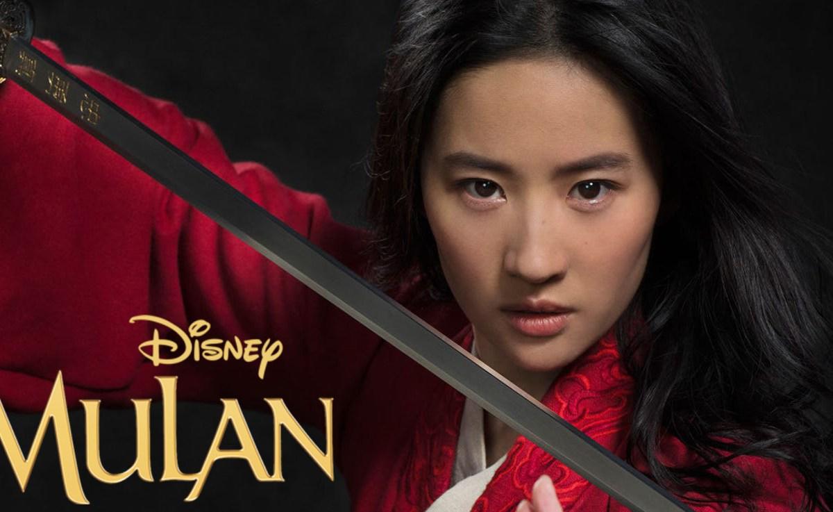 Live Action Mulan Portada
