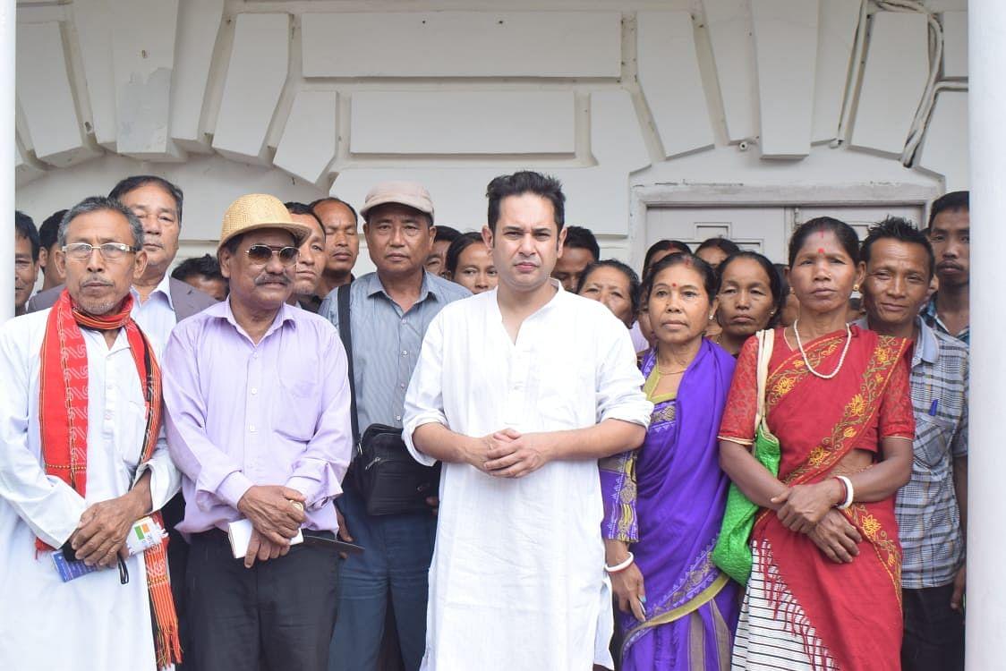 Tripura district council elections