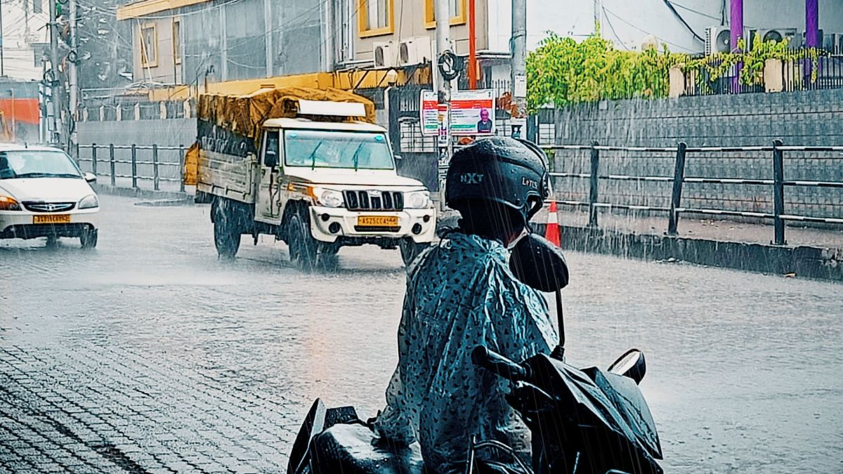 Rainfall in Assam is likely to be below normal