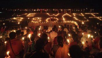 Nagaland: Public march, candlelight vigil for Peren incident