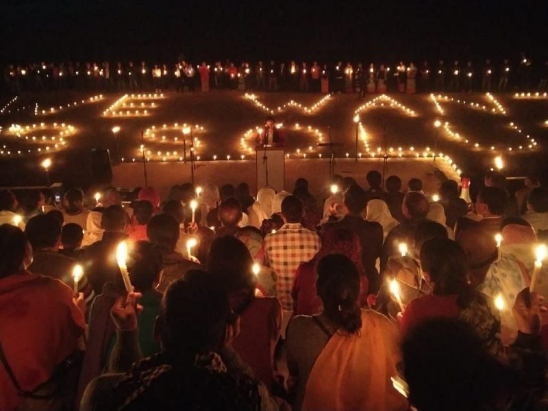 Nagaland: Public march, candlelight vigil for Peren incident