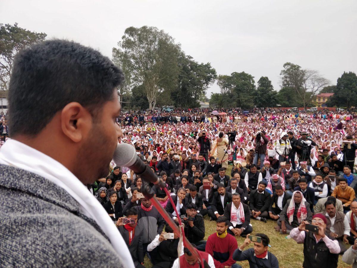 Assam electoral politics