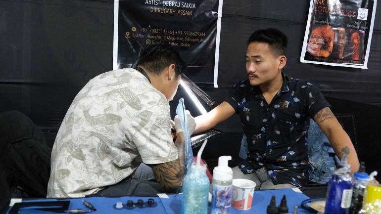 Ripz Tattoo & Piercing, Guwahati