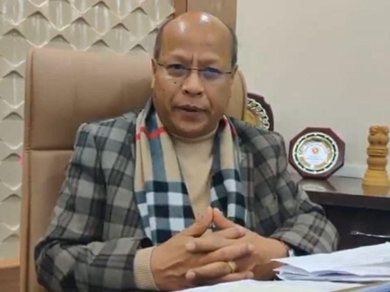 Meghalaya Cabinet reshuffle: Deputy CM Prestone Tynsong gets health portfolio