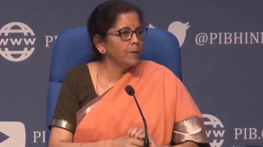 India has faced Covid crisis with resilience and fortitude: Sitharaman