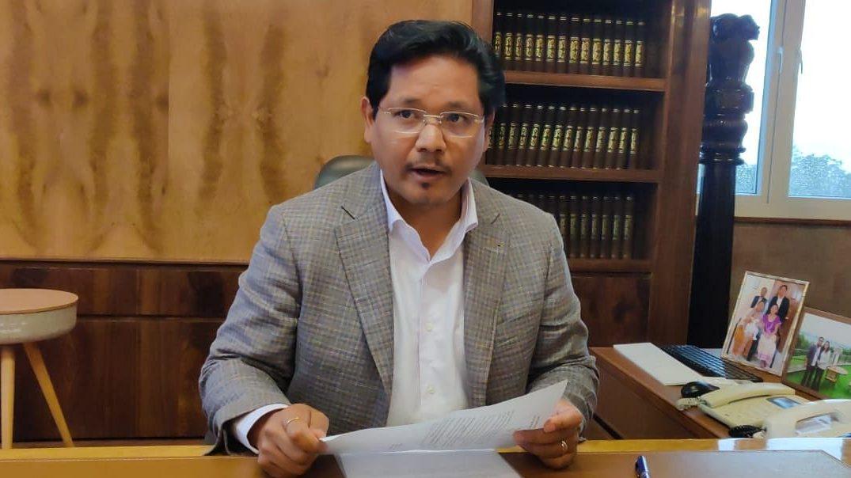 Meghalaya CM Conrad K Sangma presented the budget for 2021-22
