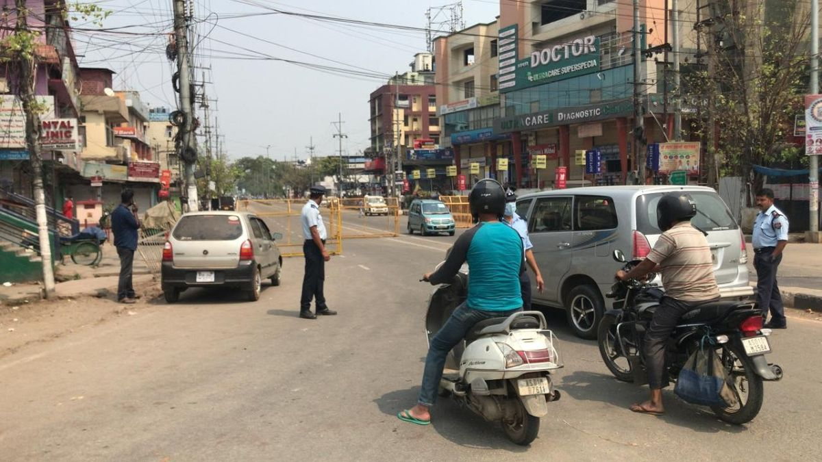 Odd-even vehicle rationing imposed in Guwahati for private and personal vehicles