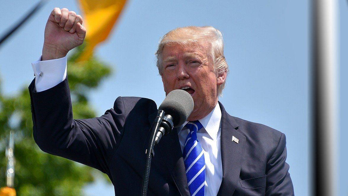 Trump attacks India, China, Russia