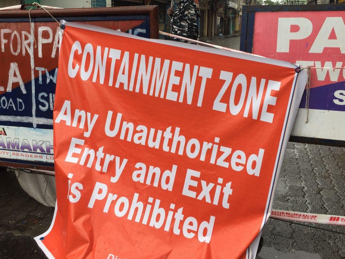 COVID-19 surge: Arunachal announces new containment zones